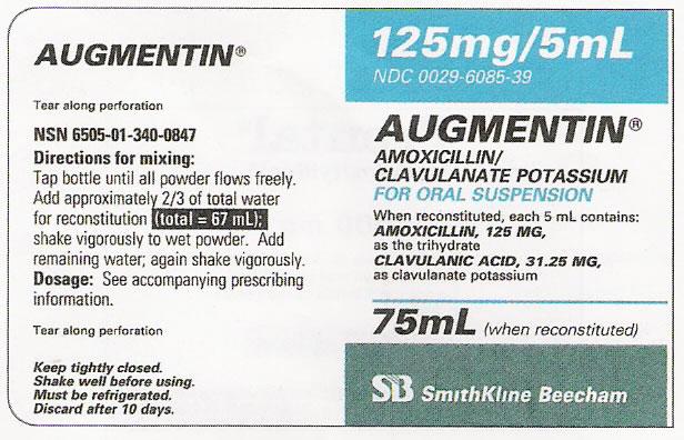 augmentin medication